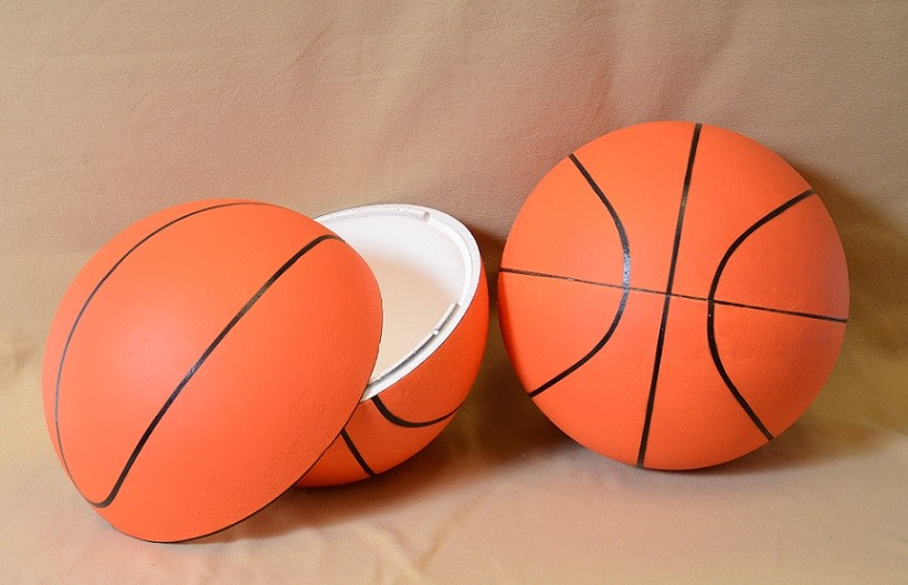 EPS Foam CX Basketball 16 Inch, 6 balls per case / $48.61 per ball (Sold by Case Only)