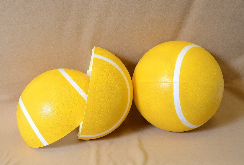 "EPS Foam CX-TENNISBALL-16"" 6 balls per case / $42.86 per ball (Sold by Case Only)"