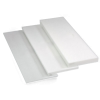 "4"" x 12"" x 36"" Styrofoam Sheets - White - 10 Per Case"