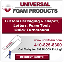 Buy Custom Foam Blocks, Fast Turnaround - Get Quote Today!